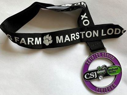 Picture of 2019/20 Series Medal